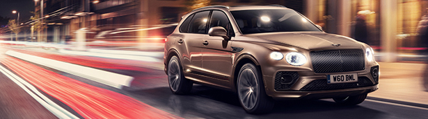 Bentley is about to present the new Bentayga Hybrid to the EU audience