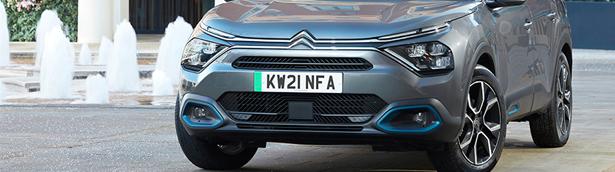 Citroën vehicles win three prizes at the 2021 DieselCar & EcoCar magazine Top 50