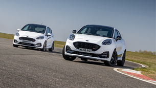 Mountune presents new performance upgrades for Puma ST and Mk8 Fiesta
