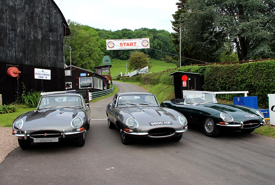 2021 Jaguar E-Type Reunion