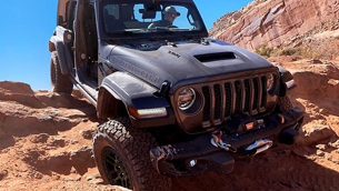 Jeep announces new Wrangler Xtreme  Recon Package