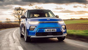 Auto Trader awards Kia Soul EV with Best Value Electric Car