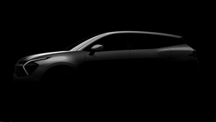 Kia team reveals first teaser pictures for the new Sportage lineup