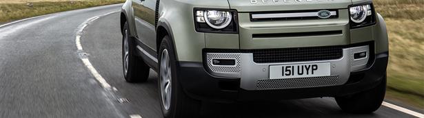 Jaguar Land Rover develops a hydrogen-powered fuel cell prototype
