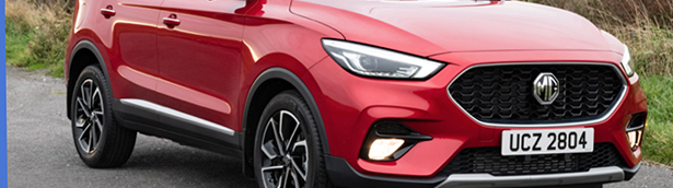 MG ZS takes home Best Value New Car and Best Car for Dog Owners awards