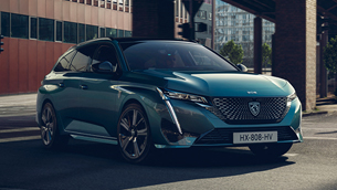 PEUGEOT reveals full details for the new 308 SW lineup