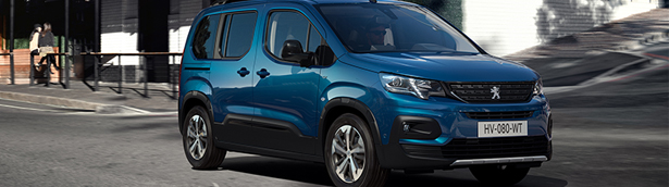 New PEUGEOT e-Rifter is available for order. Check it out!