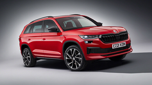 skoda updates the kodiaq suv: here's a quick look at what's new