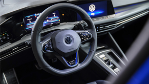 Volkswagen Mk 8 Golf GTI and Golf R come with an updated digital interior