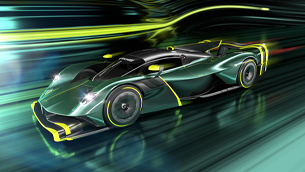 Aston Martin announces details for the new limited Valkyrie AMR Pro lineup
