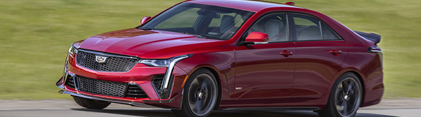 2022 Cadillac CT4-V Blackwing ensures extreme downforce capabilities