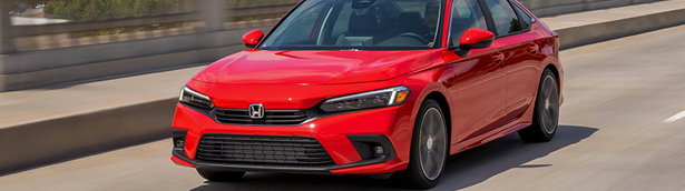 New 2022 Civic hits dealerships today. Here are some details!