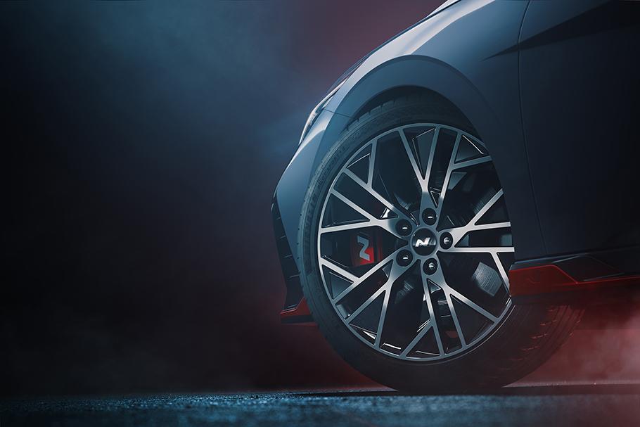 2022 Hyundai Elantra-N