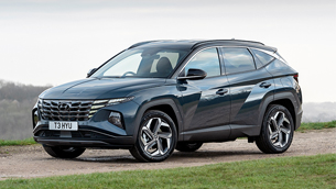 Hyundai TUCSON wins 'Car of the Year' by DieselCar & EcoCar Magazine
