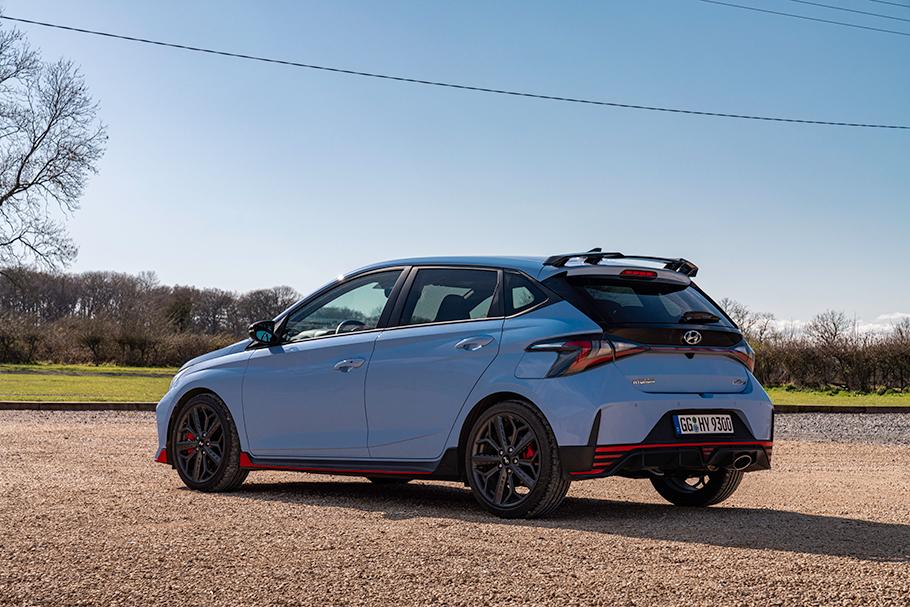 2022 Hyundai i20 N