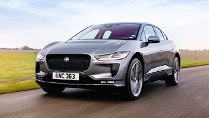 Jaguar reveals details for the new all-electric I-PACE