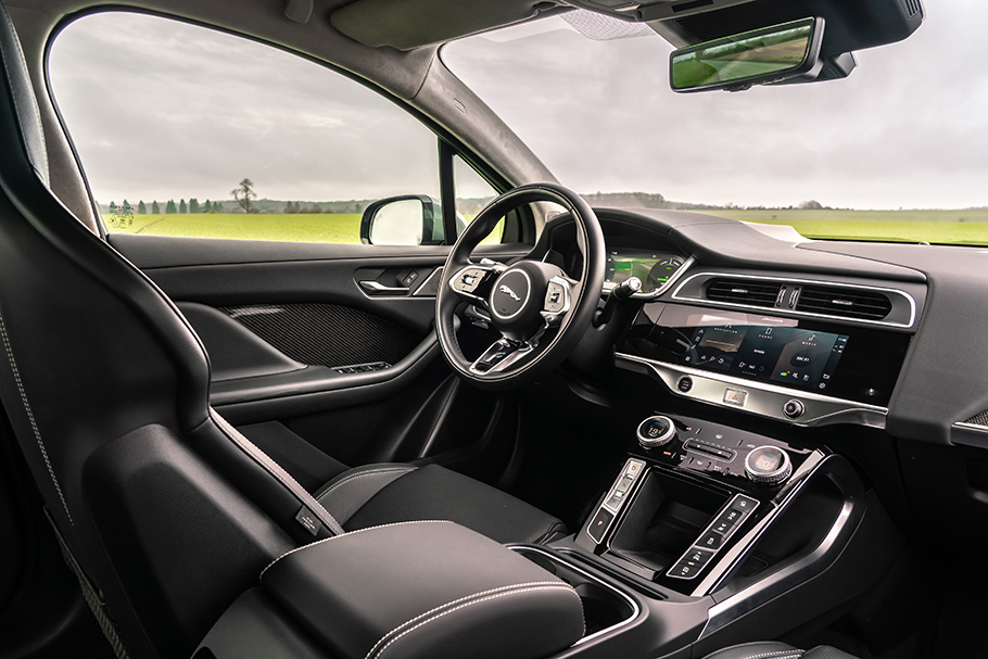 2022 Jaguar PACE