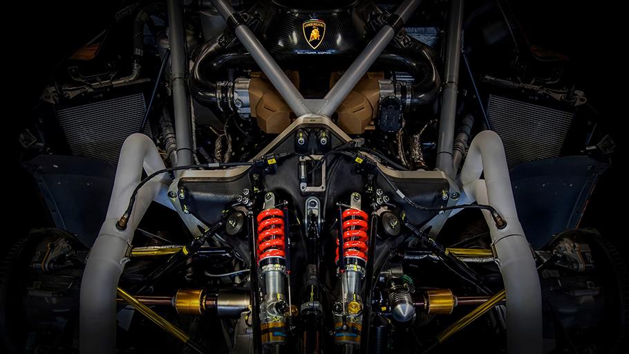 2022 Lamborghini Essenza SCV12