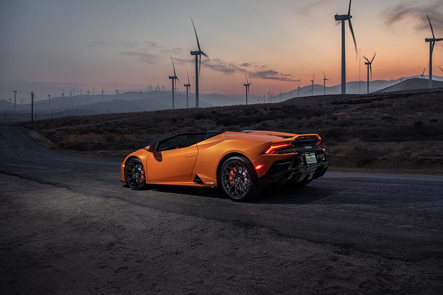 2022 Lamborghini Huracan EVO