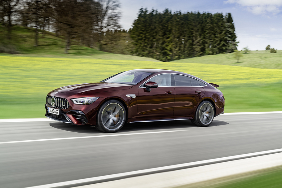 2022 Mercedes AMG GT Coupe