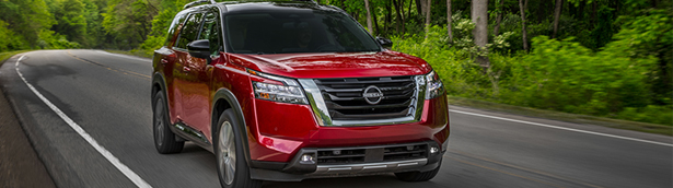 Nissan announces further details for the new Pathfinder model