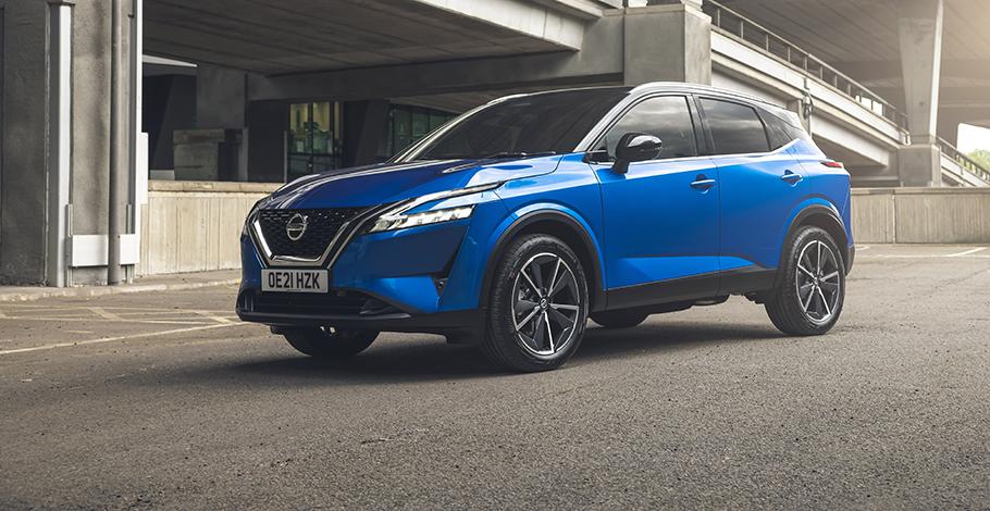 2022 Nissan Quasqai