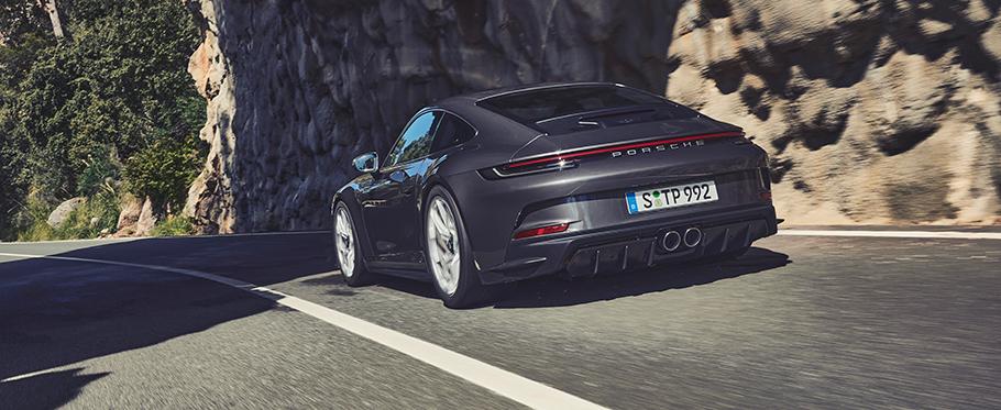 2022 Porsche 911 GT