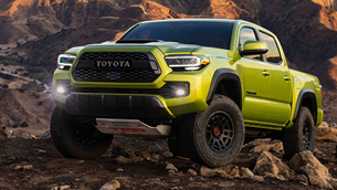 new tacoma trd pro lineup is ready to tackle down every off-road challenge