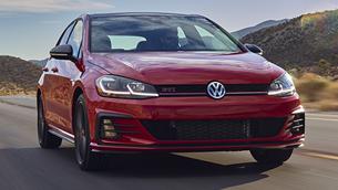 New Volkswagen Golf GTI takes home a prestigious award