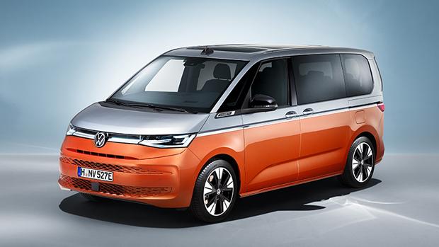 Volkswagen presents the new Multivan