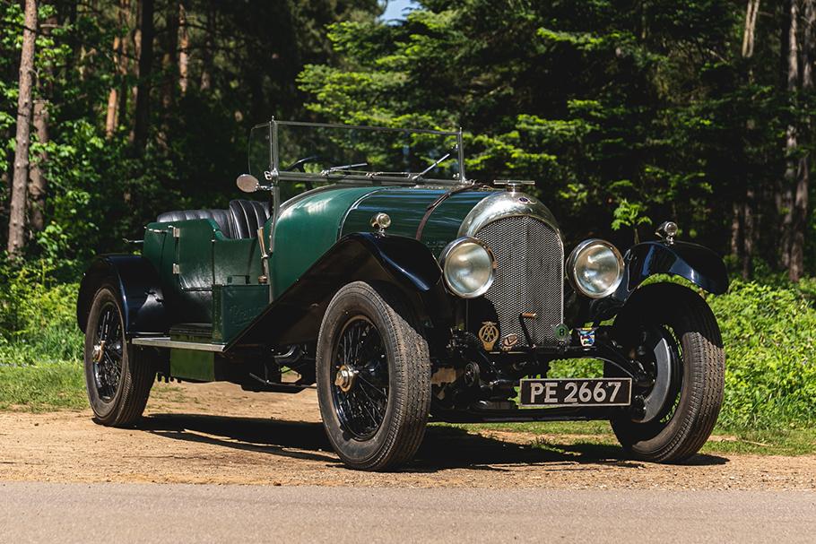 1925 Bentley Vanden Plas Tourer