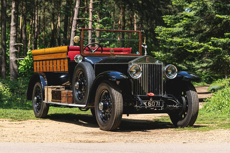 1927 Rolls Royce Phantom-1 Open Tourer