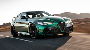 Alfa Romeo will unveil the latest generation of Giulia GTA and GTAm models at Goodwood Festival of Speed