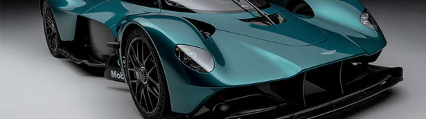 Aston Martin will unveil new Valkyrie at this year's Goodwood Festival of Speed