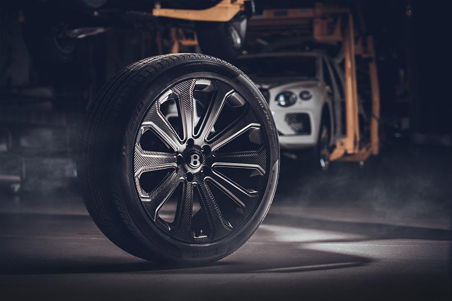 2021 Bentley Bentayga Wheels
