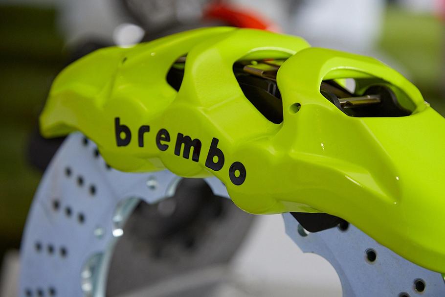 2021 Brembo Brakes