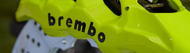 Brembo celebrates its 60th anniversary
