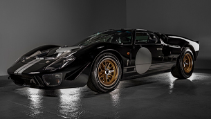 gt40 goes electric as everrati forms partnership with superformance
