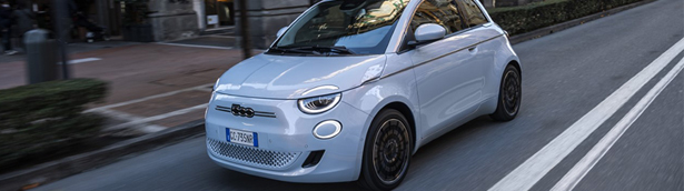 New Fiat 500 receives an excellent 5-star rating by Green NCAP