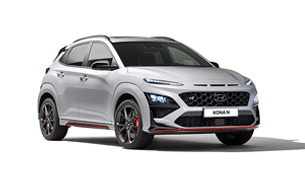 Check out the specs of the new Hyundai KONA N lineup!