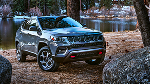 Jeep reveals the new 2021 Compass Sport. Check it out!