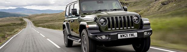 Jeep celebrates its 80th birthday with a special edition of the Wrangler