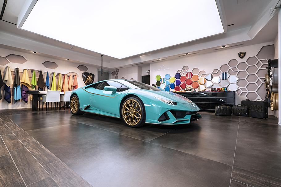 2021 Lamborghini Huracan Evo Special Edition Dream