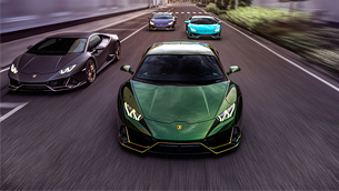 Lamborghini Mexico commemorates 10 years of partnership with special Huracan EVO models