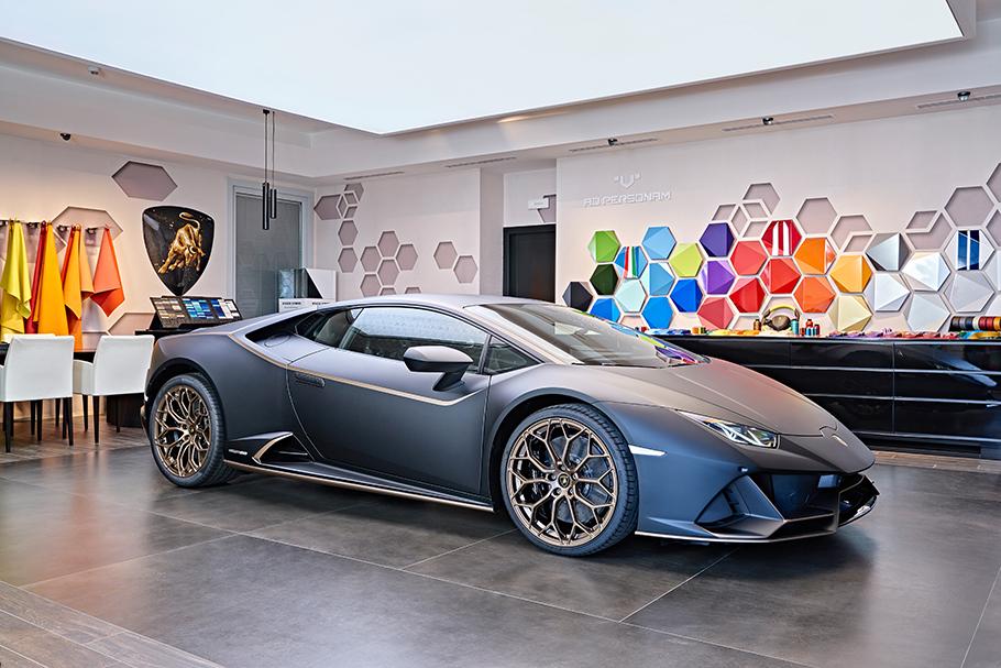 2021 Lamborghini Huracan Evo Special Edition Tempo