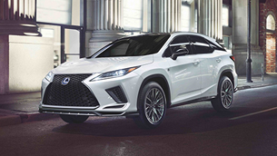 Lexus launches upgrade packs for both 2022 RX 350L and 450hL