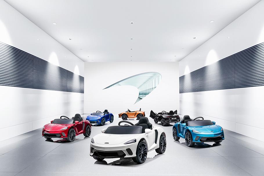 2021 McLaren Ride-On