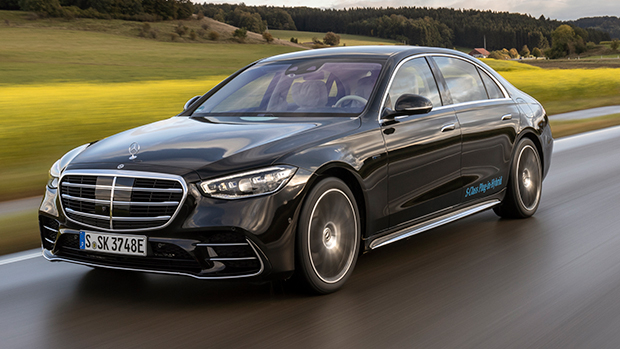 Mercedes reveals details for the new S-Class 580 L lineup