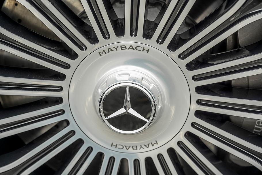 2021 Mercedes Maybach