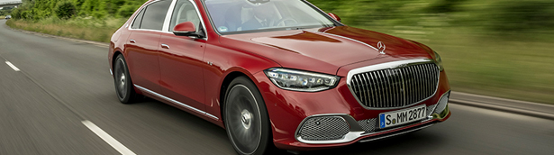 Mercedes-Maybach announces details for the new 2022 model lineup